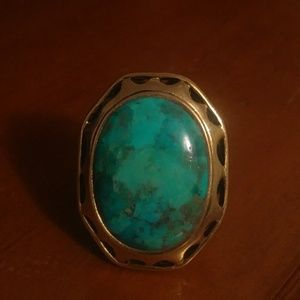 Women's Studio Barse Tourquise ring